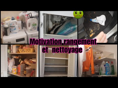 vlogmas17-ma-nouvelle-buanderie/-garde-manger-et-nettoyage-de-ma-voiture🤢#barbienoel2020