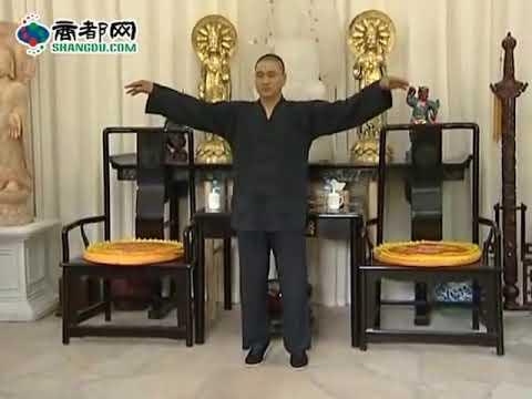 Shaolin Wu Gulun Ba Duan Jin by Grandmaster Shi De Jian of Shaolin Chan Wu Yi Monastery