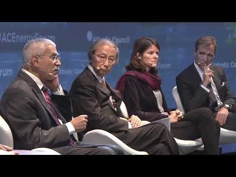 Decarbonization of oil and gas - 2019 Global Energy Forum