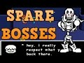 """[SPOILERS] Undertale """"Spare Bosses"""" Genocide Changes"""