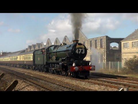 6024 King Edward I hauling 'The Bristolian' to London Paddington