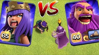 """The warden CAn mAKE HER Bow!!""""Clash Of Clans"""" NEW Glitch!?!"""