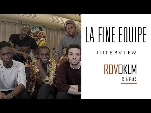 RdvOKLM avec La Fine Equipe (Interview) streaming vf