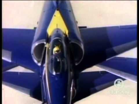 Van Halen Dreams Original Blue Angels Video