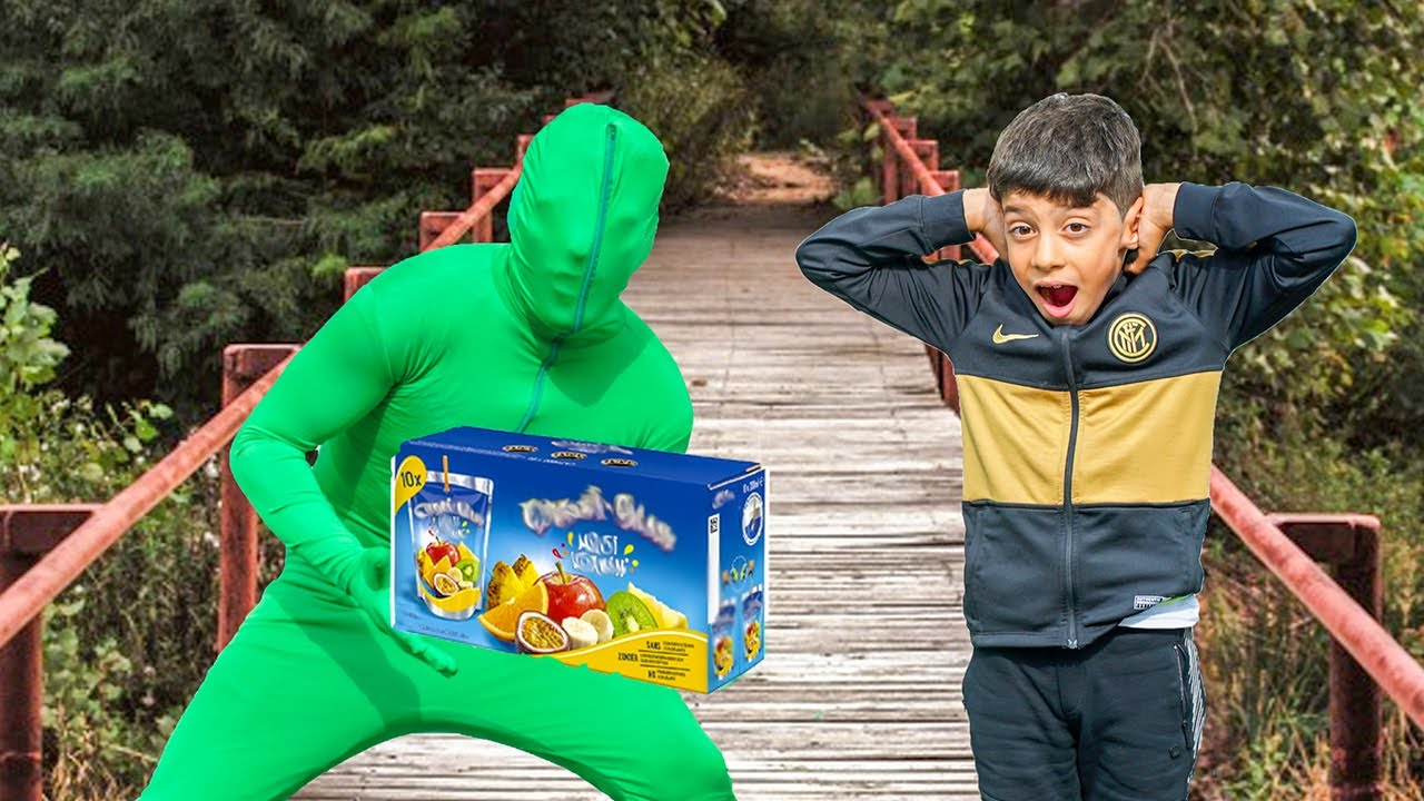 Download Jason and funny mystery story with costume