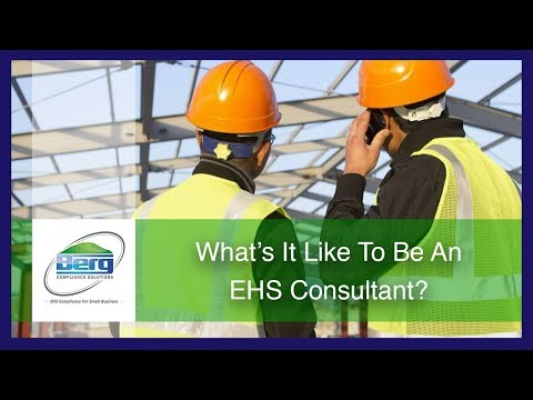 EHS Consulting Career Opportunities @ Berg Compliance Solutions (512) 457-0374