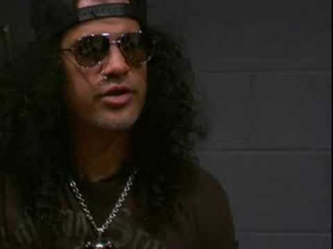 Slash on his Most Challenging Guitar Solo