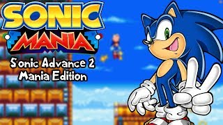 Sonic Mania Mods | Sonic Advance 2 Mania Edition
