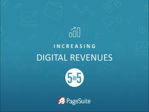 Increasing Digital Revenues | Audio Tour | World Publishing Expo