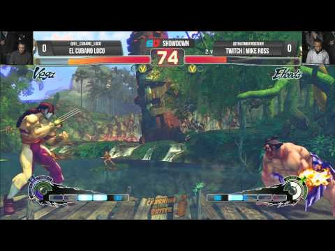 Churning the Butter #19 - Loser Quarterfinals - El Cubano Loco vs Twitch|Mike Ross