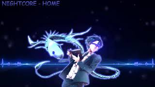 Nightcore - Home