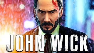 The REAL John Wick in FORTNITE! (Fortnite Battle Royale)