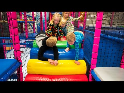 Playground Fun for Kids at Stella's Indoor Play Center #1