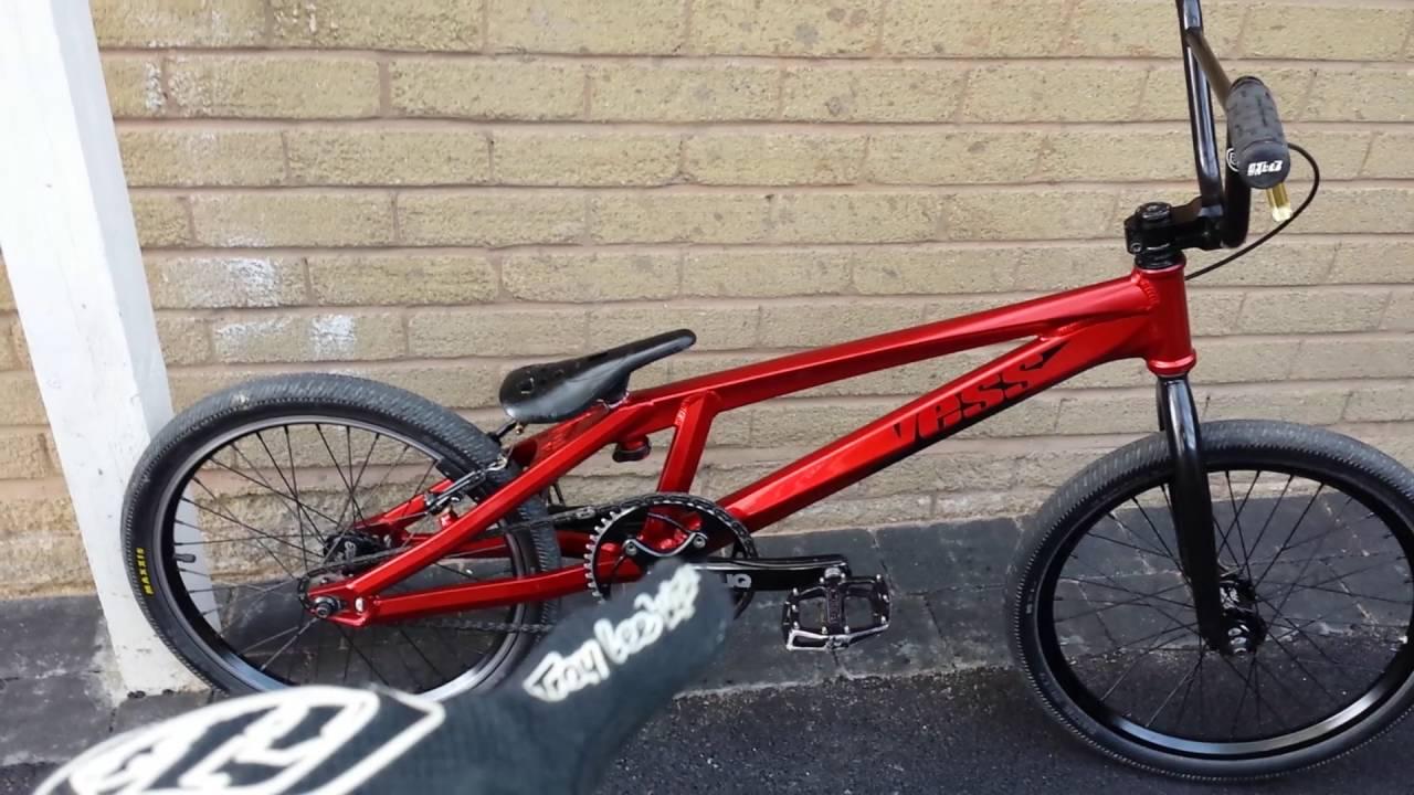 Jasondc55 bike check 4.0 yess xxl elite world cup. - YouTube