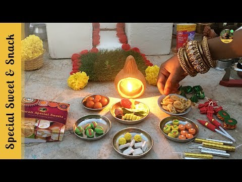 E#61 | Miniature Diwali Special | Easy Snack & Sweets Recipe | Miniature Cooking