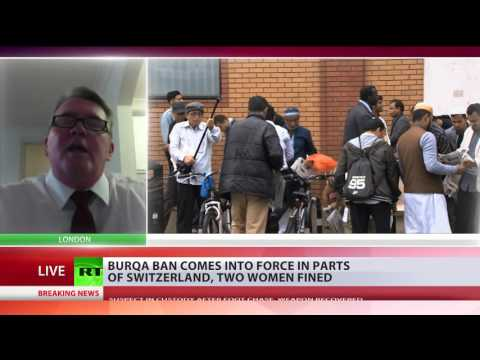 Burqa Ban: Law comes into force in Switzerland (DEBATE)