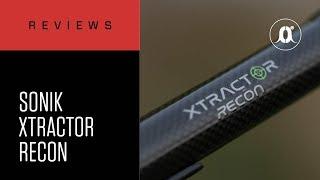 Sonik Xtractor Recon Carp Rod Sleave 8 foot