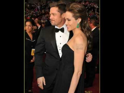 "Angelina Jolie&Brad Pitt on red carpet ""Oscars 2009""*Feb.22*PIX!"