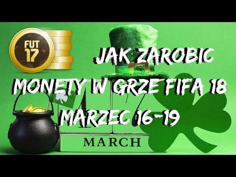 (PEWNY ZAROBEK) JAK ZAROBIC MONETY W GRZE FIFA 18 ULTIMATE TEAM ( DZIEŃ ŚWIĘTEGO PATRYKA )