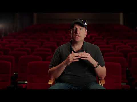 BLACK PANTHER Official Interview - Kevin Feige
