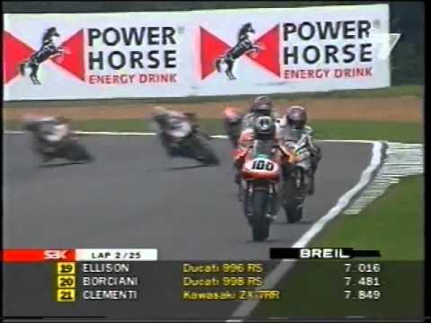 [SBK 2002] Brands Hatch -- gara 2 -- parte 1