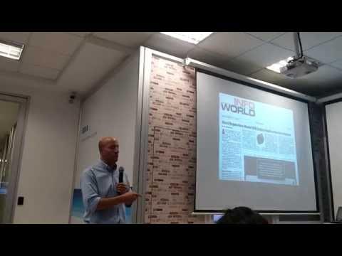 Bitcoin presentado por el BBVA Bogota