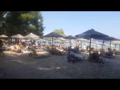 Xenia Beach - Pefkohori 2016