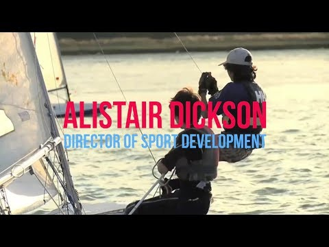 An interview with RYA Director of Sport Development Alistair Dickson