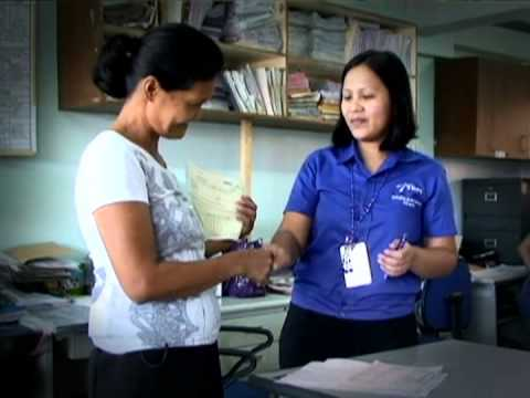 Microinsurance Financial Literacy in the Philippines (english sub)
