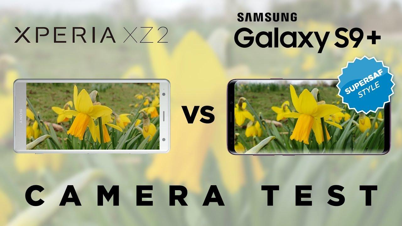SAMSUNG GALAXY S9 PANZERGLAS TEST