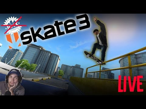 My First Time Playing Skate 3!