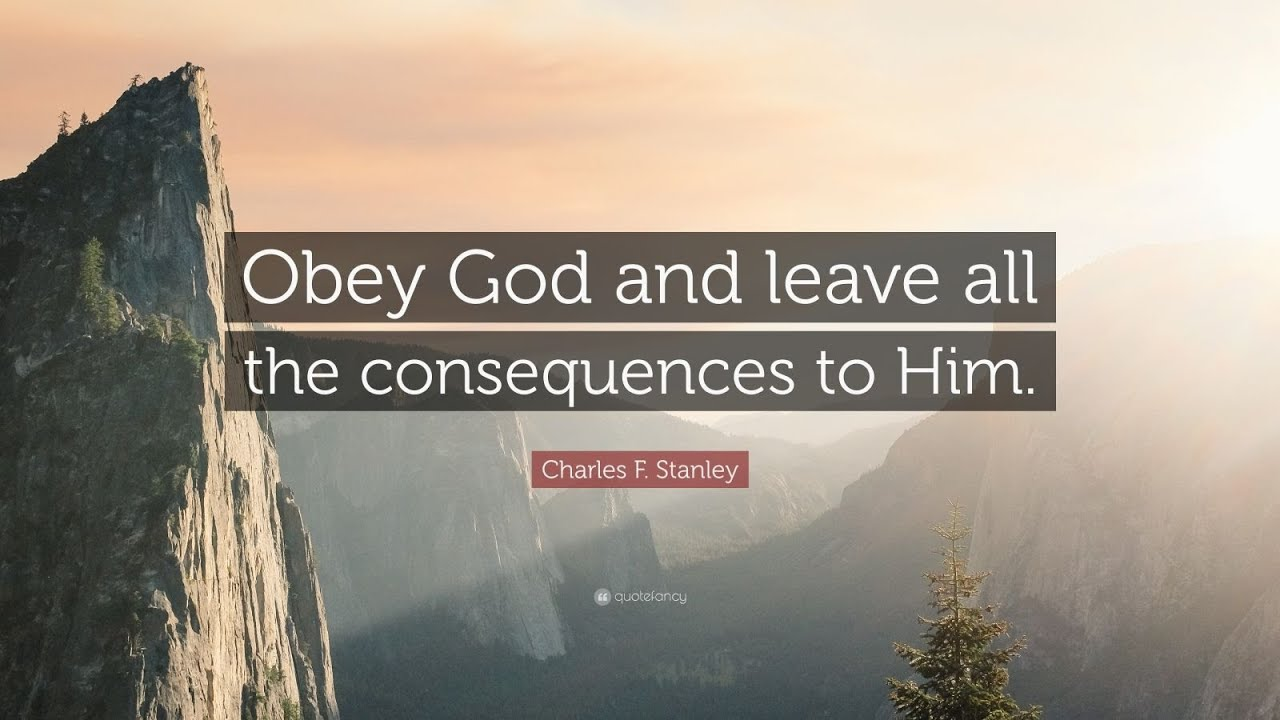 TOP 20 Charles F. Stanley Quotes - YouTube