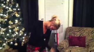 All I Want For Christmas Is You dance by Kevin & Dani