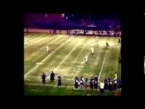 Isaac Gonzalez - Sonora High School Football Highlight Film