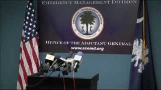 SC Governor Nikki Haley discusses statewide flooding