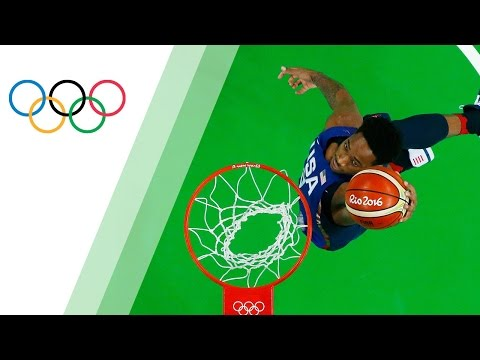 USA beat Serbia to claim their 15th men's basketball gold