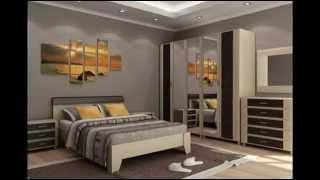Классные  модульные картины для спальни(Если вам не нравятся пропорции комнаты или вы купили мебель, да в ней оказалось что-то не так, повесьте модул..., 2015-01-04T17:09:04.000Z)