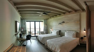 Обзор 5 звездочного отеля Саадият Ротана В Абу Даби Saadiyat Rotana Resort and Villas