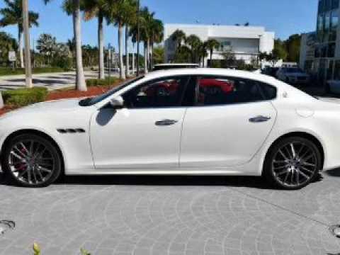 2017 Maserati Quattroporte Naples Fl