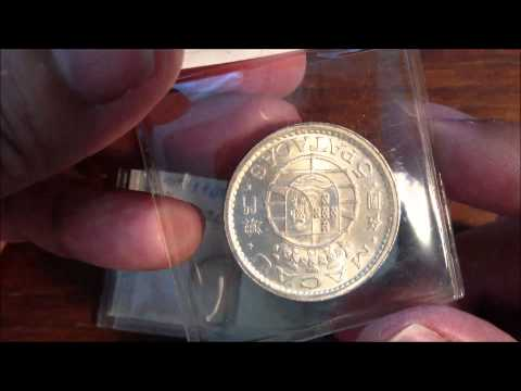 Silver New Buys - Numismatic Coins: Macau coins
