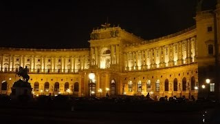 Русский гид в Вене: Экскурсии в Вене: Вечерняя Вена на машине, Wien bei Nacht(, 2014-06-09T22:49:15.000Z)