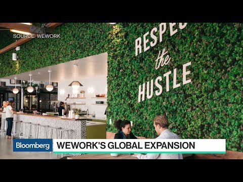 WeWork's Miropolski on Scholarships, Expansion and M&A