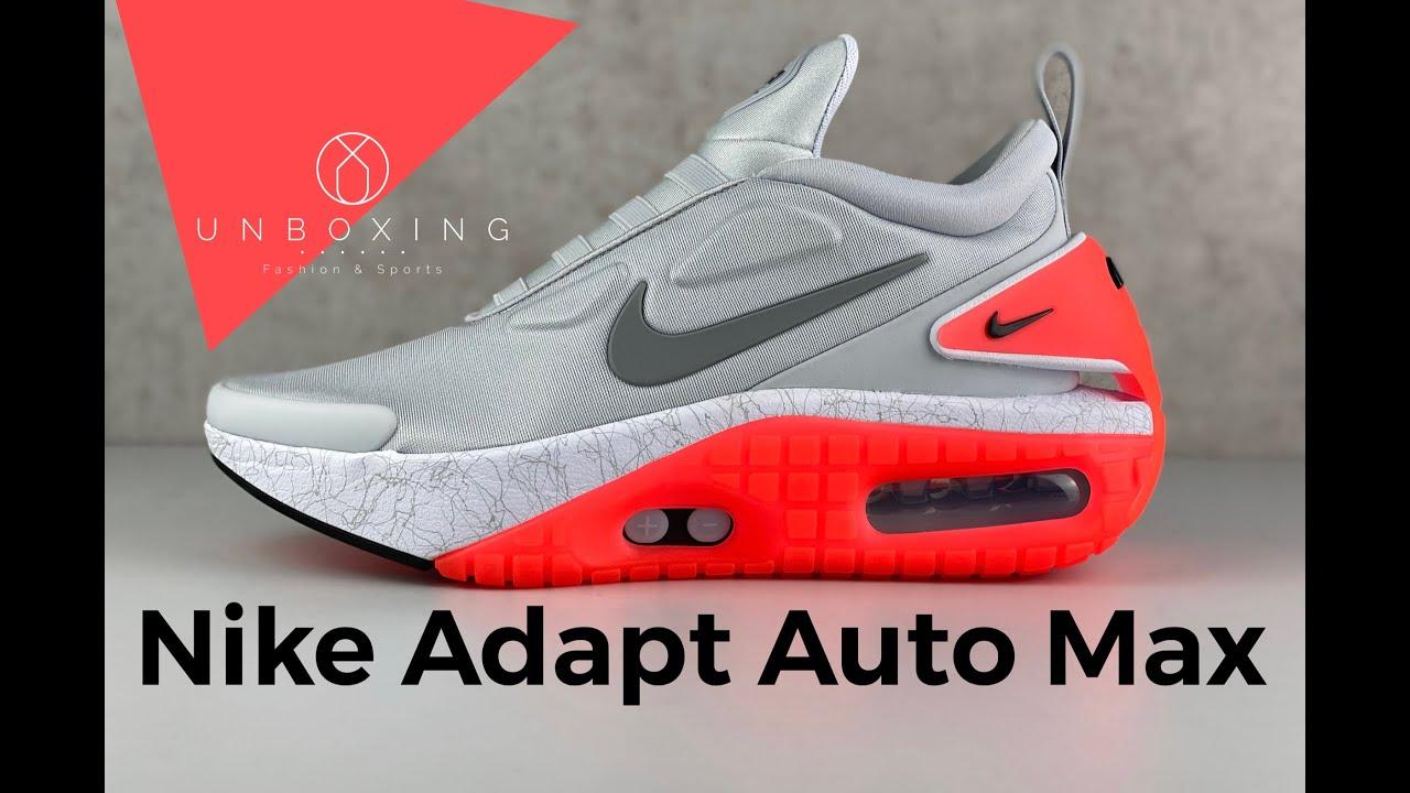 Nike ADAPT AUTO MAX 'Pure Platinium