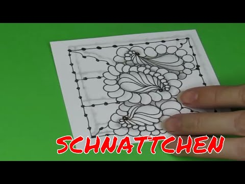 Schnattchen - I can't say it but I can draw it