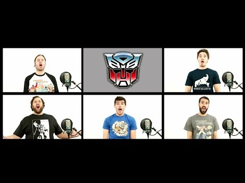 TRANSFORMERS THEME SONG (Ft. Game Grumps)