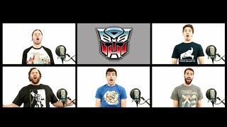 Repeat youtube video TRANSFORMERS THEME SONG (Ft. Game Grumps)