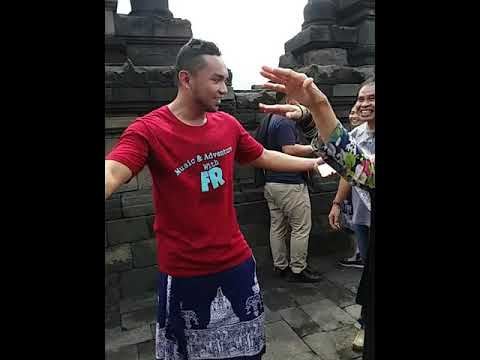 Fakhrul Razi __fans__Borobudur