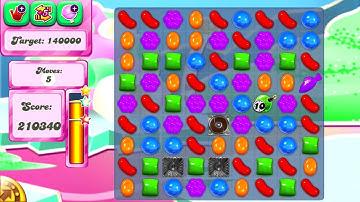 Candy Crush Saga Android Gameplay #14