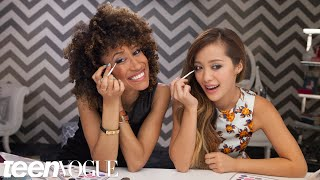 Michelle Phan on How to Master the Perfect Smoky Eye -- 3 Steps to -- Teen Vogue