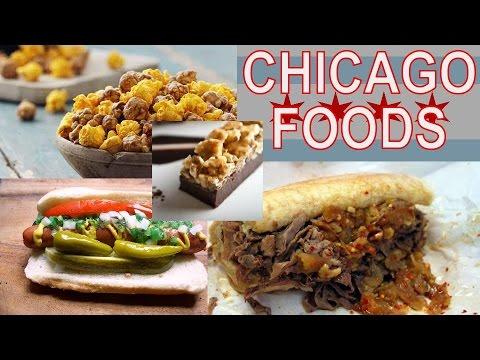 CHICAGO FOODS